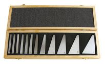 Angle gauge block sets