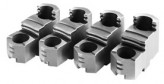 Hardened reversible top-jaws, d=315 mm