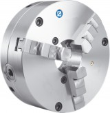 Self-centering chucks with fine adjustment Ø=125 mm