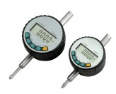 Digital dial indicator, range 6,5 mm, 0,001 mm Ablesung, 1,5 V system, ABS