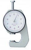 Thickness gauge, throat depth 15 mm, range 10 mm