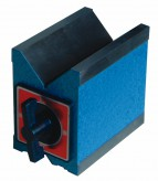 Magnetic V-block, accuracy 0,01 mm, hardened