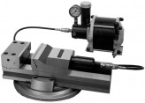 Precision vice with pull-down jaws - Type OSP.81 - 150
