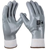 nitrile glove, full coating