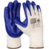 Splach Dip latex coated glove, smooth coating, Size 8