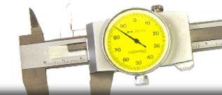 Uhren-Messschieber